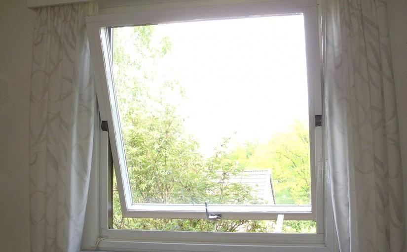 Fönsterbyte till våren